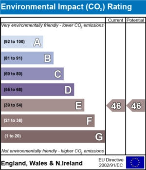 Environmental Impact (CO2) Report  - currently 46 and could be 46