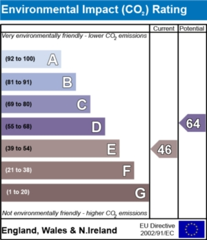 Environmental Impact (CO2) Report  - currently 46 and could be 64