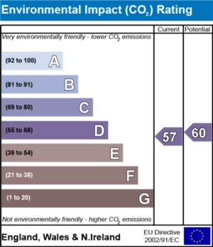 Environmental Impact (CO2) Report  - currently 57 and could be 60
