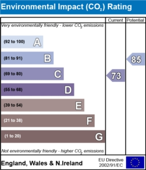 Environmental Impact (CO2) Report  - currently 73 and could be 85